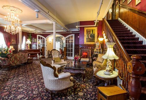 安妮女王酒店 - 旧金山 - 大厅