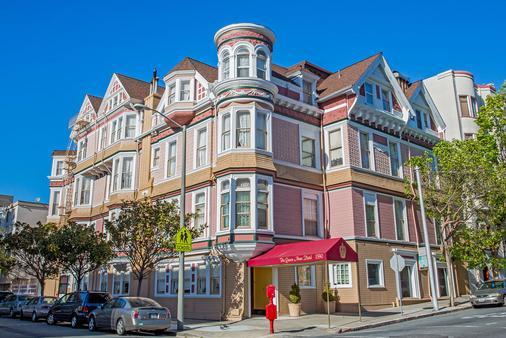 安妮女王酒店 - 旧金山 - 建筑