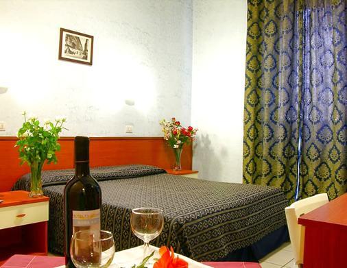 亚利乌斯酒 - 罗马 - 睡房
