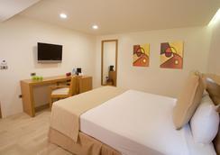 Nyx 坎昆式酒店 - 坎昆 - 睡房