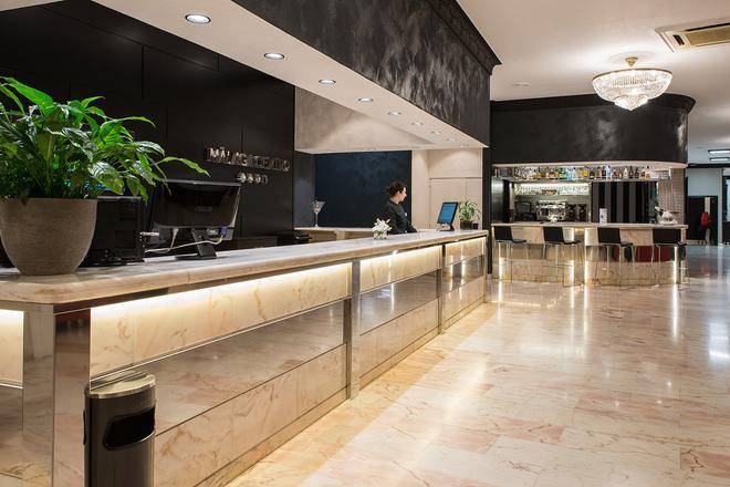 马拉加中心塞勒斯酒店 - 马拉加 - 柜台