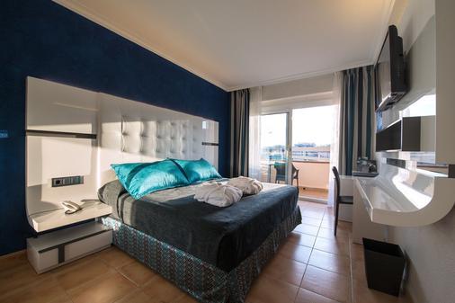 塞勒斯波塔尔斯滨海萨勒酒店 - 卡尔维亚 - 睡房