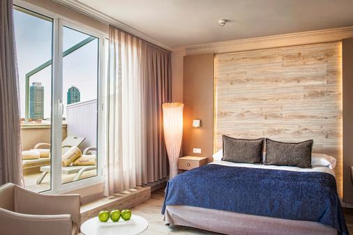佩雷四世萨勒酒店 - 巴塞罗那 - 睡房