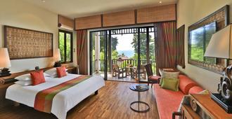 碧玛莱温泉度假酒店 - 高兰 - 睡房
