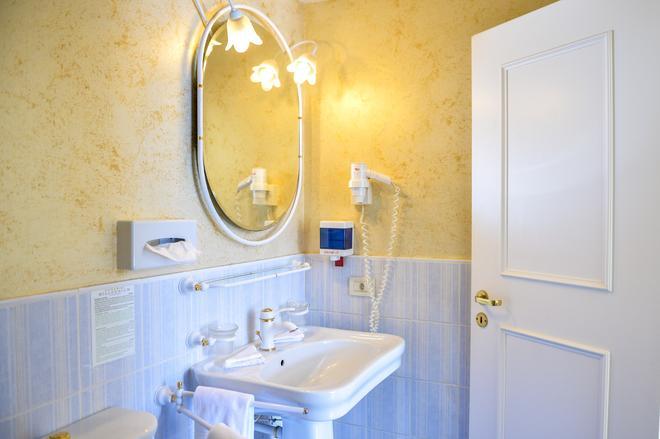 千禧酒店 - 洛迦诺 - 浴室