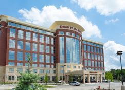 印第安纳波利斯-卡梅尔德鲁里广场酒店 - 印第安纳波利斯 - 建筑