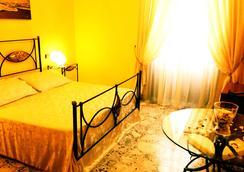 圣特爱里吉欧酒店 - 那不勒斯 - 睡房