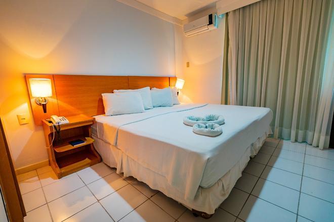 彭塔内格拉纳塔尔海滩酒店 - 纳塔尔 - 睡房