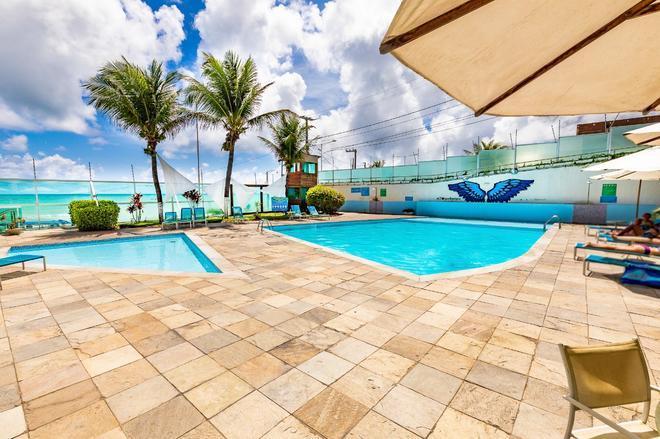 彭塔内格拉纳塔尔海滩酒店 - 纳塔尔 - 游泳池