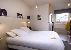 克莱蒙特费朗火山酒店 - 克莱蒙费朗 - 睡房