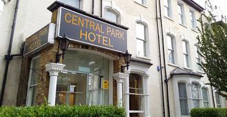 伦敦中央公园酒店 - 伦敦 - 建筑
