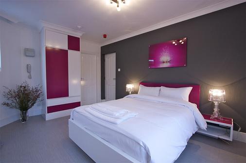 伦敦中央公园酒店 - 伦敦 - 睡房