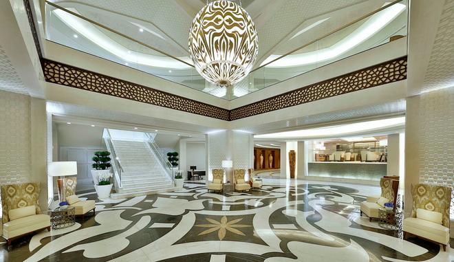 麦加康莱德酒店 - 麦加 - 大厅