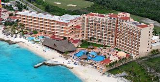 衣可美诺海滩度假酒店 - 全包 - 科苏梅尔 - 建筑