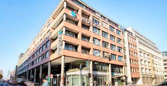 柏林米特御林广场冬季酒店 - 柏林 - 建筑