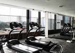 吉隆坡中央广场店太平洋快捷酒店 - 吉隆坡 - 健身房