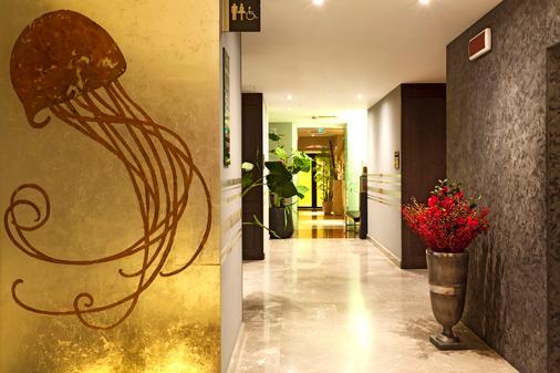 波塔费莱斯酒店 - 巴勒莫 - 门厅
