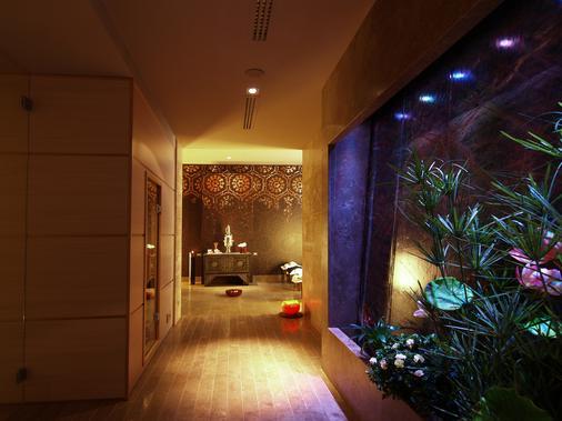 波塔费莱斯酒店 - 巴勒莫 - 水疗中心