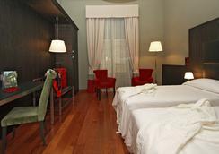 波尔图费里彻酒店 - 巴勒莫 - 睡房