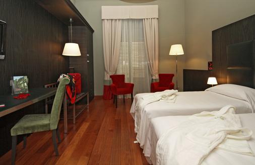 波塔费莱斯酒店 - 巴勒莫 - 睡房