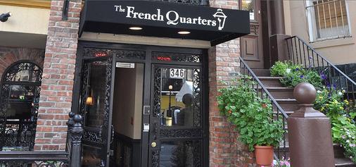 纽约法国区酒店 - 纽约 - 建筑