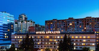 阿卡迪亚酒店 - 敖德萨 - 建筑