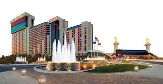 亚特兰蒂斯赌场水疗度假酒店 - 里诺 - 建筑