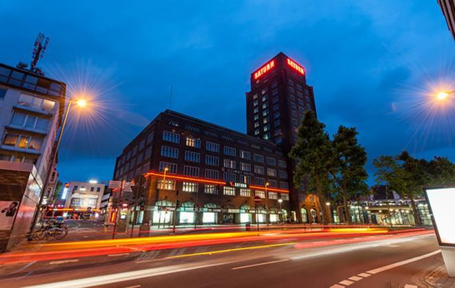 科隆市中心阿兹姆酒店 - 科隆 - 建筑