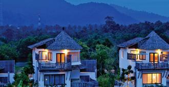安娜度假酒店及水疗中心 - 象岛 - 建筑