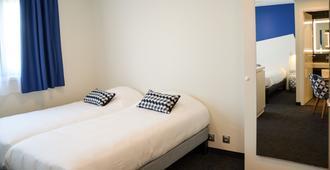 折纸酒店 - 斯特拉斯堡 - 睡房