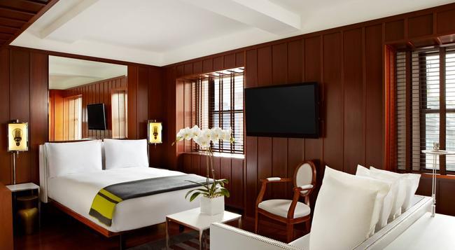 哈德森纽约中央公园酒店 - 纽约 - 睡房