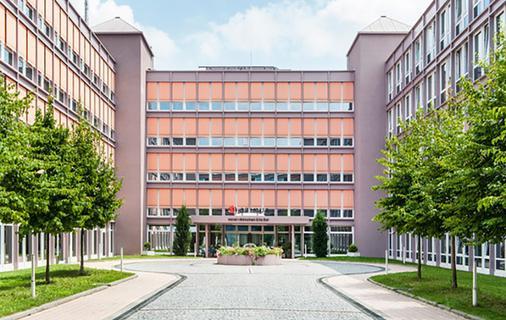 慕尼黑东城阿兹姆特酒店 - 慕尼黑 - 建筑