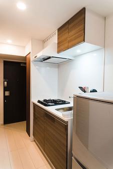 日本桥阿克萨斯公寓式酒店 - 东京 - 厨房