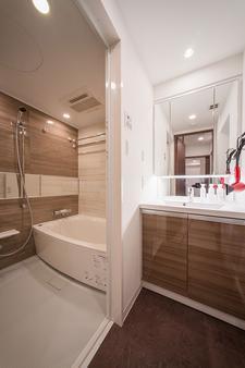 日本桥阿克萨斯公寓式酒店 - 东京 - 浴室