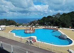 加达蒙蒂酒店 - 圣塞瓦斯蒂安 - 游泳池