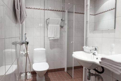 安娜酒店 - 赫尔辛基 - 浴室