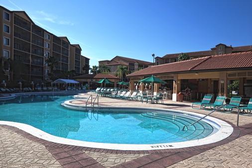 梅龙镇湖温泉度假酒店 - 奥兰多 - 游泳池