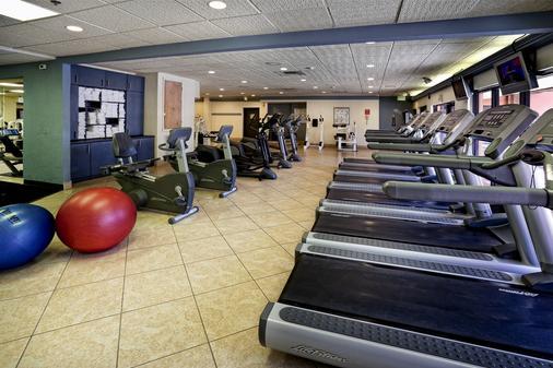 梅龙镇中心酒店 - 奥兰多 - 健身房