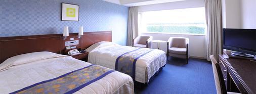 索拉利亚西铁酒店天神店 - 福冈 - 睡房