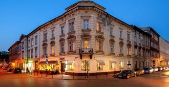 斯帕茨公寓酒店 - 克拉科夫 - 建筑