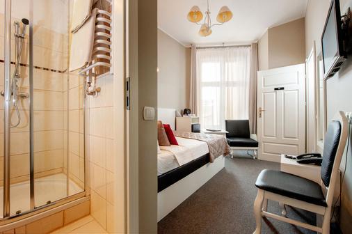 塞拉利昂公寓式酒店 - 克拉科夫 - 浴室