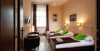车站乐瑞斯公寓式酒店 - 克拉科夫 - 客厅
