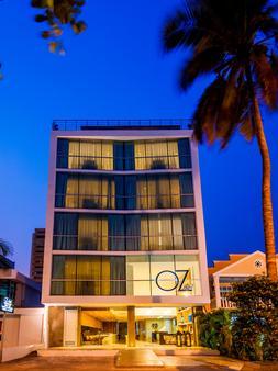 奥兹酒店 - 卡塔赫纳 - 建筑