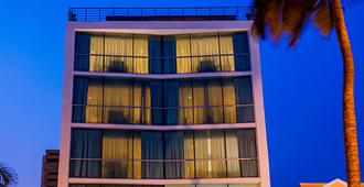 澳滋客栈 Oz Hotel - 卡塔赫纳 - 建筑