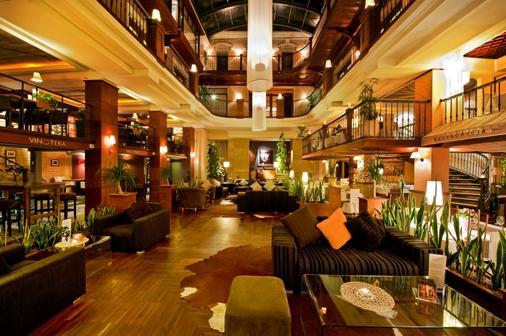 豪华精品酒店 - Rzeszow - 大厅