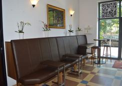 柏林蒂尔加滕酒店 - 柏林 - 大厅