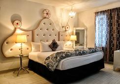 怀特洛酒店 - 迈阿密海滩 - 睡房
