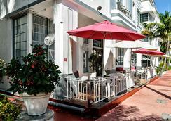怀特洛酒店 - 迈阿密海滩 - 户外景观