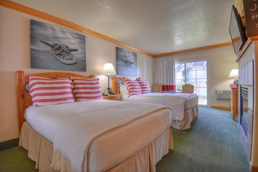 太浩湖海滩度假酒店 - 南太浩湖 - 睡房