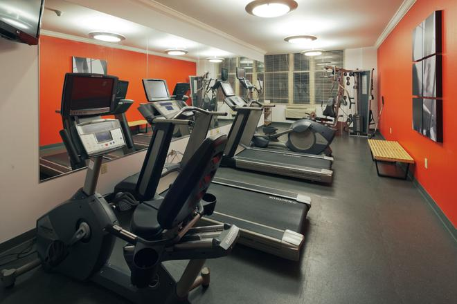 克里夫兰盖特酒店 - 克利夫兰 - 健身房
